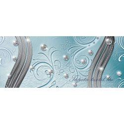 Absztrakt minta vlies poszter, fotótapéta 2011VEP /250x104 cm/