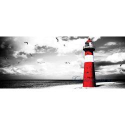 Világítótorony vlies poszter, fotótapéta 2026VEP /250x104 cm/