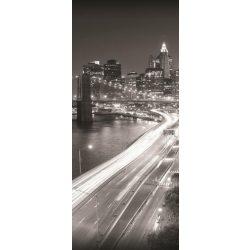 Brooklyn Bridge öntapadós poszter, fotótapéta 203SKT /91x211 cm/