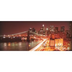 Brooklyn Bridge poszter, fotótapéta 206VEP /250x104 cm/