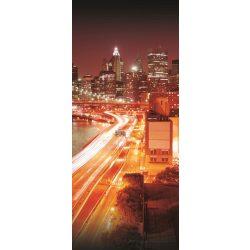Brooklyn Bridge vlies poszter, fotótapéta 206VET /91x211 cm/