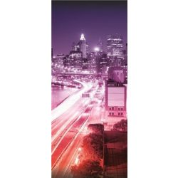 Brooklyn Bridge vlies poszter, fotótapéta 207VET /91x211 cm/