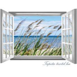 Ablakból a kilátás vlies poszter, fotótapéta 2071VEZ4 /201x145 cm/