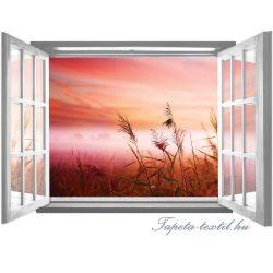 Ablakból a kilátás vlies poszter, fotótapéta 2075VEZ4 /201x145 cm/