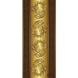 Arany minta öntapadós poszter, fotótapéta 2087SKT /91x211 cm/