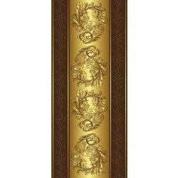 Arany minta vlies poszter, fotótapéta 2087VET /91x211 cm/