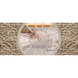 Kilátás vlies poszter, fotótapéta 2097VEP /250x104 cm/