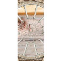 Kilátás vlies poszter, fotótapéta 2097VET /91x211 cm/