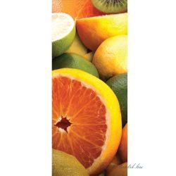 Narancs öntapadós poszter, fotótapéta 2116SKT /91x211 cm/