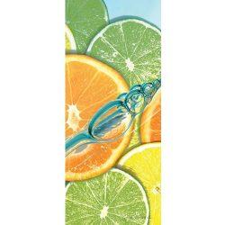 Lime vlies poszter, fotótapéta 2118VET /91x211 cm/
