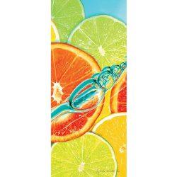 Lime öntapadós poszter, fotótapéta 2119SKT /91x211 cm/