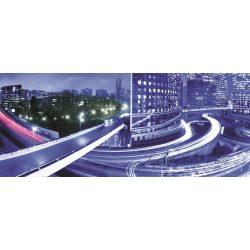 Night City Light poszter, fotótapéta 214VEP /250x104 cm/