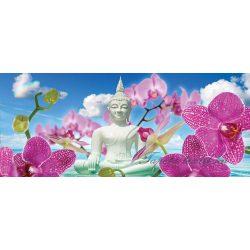 Buddha vlies poszter, fotótapéta 2141VEP /250x104 cm/