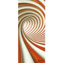 Absztrakt 3D öntapadós poszter, fotótapéta 2149SKT /91x211 cm/