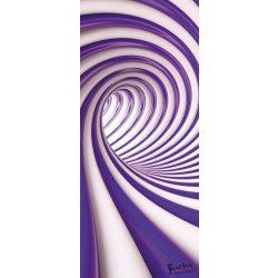 Absztrakt 3D öntapadós poszter, fotótapéta 2151SKT /91x211 cm/