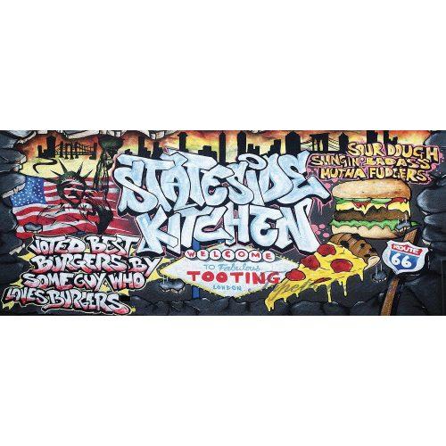 Fast Food vlies poszter, fotótapéta 2154VEP /250x104 cm/