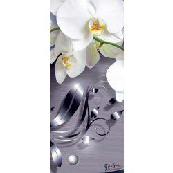 Virág minta öntapadós poszter, fotótapéta 2159SKT /91x211 cm/