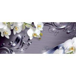 Virág minta vlies poszter, fotótapéta 2159VEP /250x104 cm/