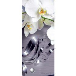 Virág minta vlies poszter, fotótapéta 2159VET /91x211 cm/