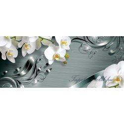 Virág minta vlies poszter, fotótapéta 2160VEP /250x104 cm/