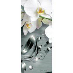 Virág minta vlies poszter, fotótapéta 2160VET /91x211 cm/