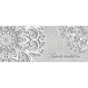 Modern virág minta vlies poszter, fotótapéta 2161VEP /250x104 cm/