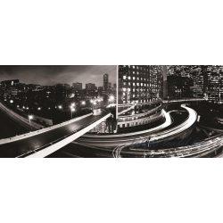 Night City Light poszter, fotótapéta 217VEP /250x104 cm/
