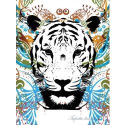 Tigris poszter, fotótapéta 2186P4-A /184x254/