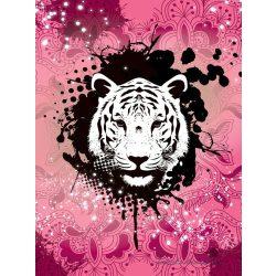 Tigris poszter, fotótapéta 2187P4-A /184x254/
