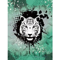 Tigris poszter, fotótapéta 2188P4-A /184x254/