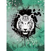 Tigris vlies poszter, fotótapéta 2188-VE-A /206x275 cm/