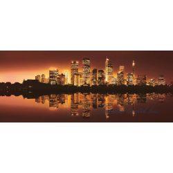 City at Night poszter, fotótapéta 219VEP /250x104 cm/