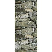 Kőfal öntapadós poszter, fotótapéta 2190SKT /91x211 cm/