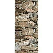Kőfal öntapadós poszter, fotótapéta 2192SKT /91x211 cm/