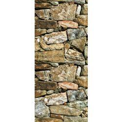 Kőfal vlies poszter, fotótapéta 2193VET /91x211 cm/