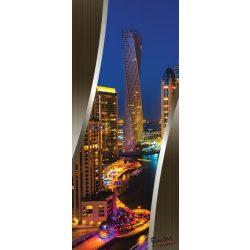 Dubai öntapadós poszter, fotótapéta 2199SKT /91x211 cm/