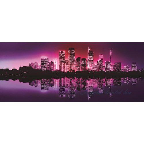 City at Night poszter, fotótapéta 220VEP /250x104 cm/