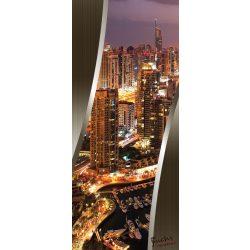 Dubai öntapadós poszter, fotótapéta 2200SKT /91x211 cm/