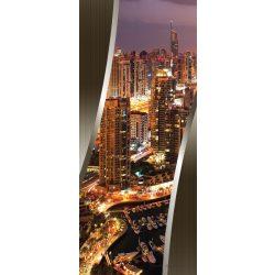 Dubai vlies poszter, fotótapéta 2200VET /91x211 cm/