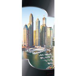 Dubai öntapadós poszter, fotótapéta 2201SKT /91x211 cm/