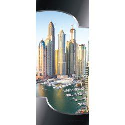Dubai vlies poszter, fotótapéta 2201VET /91x211 cm/