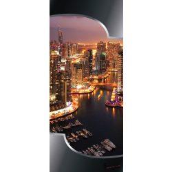 Dubai öntapadós poszter, fotótapéta 2203SKT /91x211 cm/