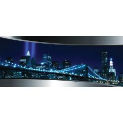 Brooklyn Bridge vlies poszter, fotótapéta 2207VEP /250x104 cm/