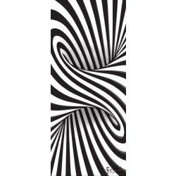 Absztrakt 3D öntapadós poszter, fotótapéta 2258SKT /91x211 cm/