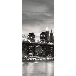 Brooklyn Bridge öntapadós poszter, fotótapéta 226SKT /91x211 cm/