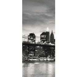 Brooklyn Bridge vlies poszter, fotótapéta 226VET /91x211 cm/
