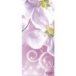 Virág minta öntapadós poszter, fotótapéta 2267SKT /91x211 cm/