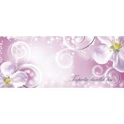 Virág minta vlies poszter, fotótapéta 2267VEP /250x104 cm/