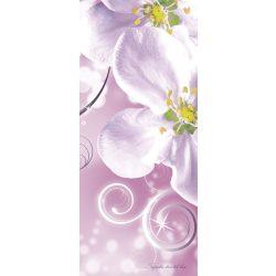 Virág minta vlies poszter, fotótapéta 2267VET /91x211 cm/