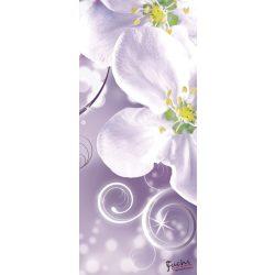 Virág minta öntapadós poszter, fotótapéta 2268SKT /91x211 cm/